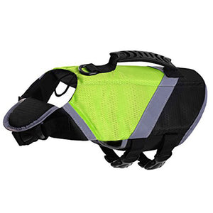 Pet Life Jacket Dog Swimming Vest Summer Pet Clothing Dog Swimming Suit Dog Life Jacket