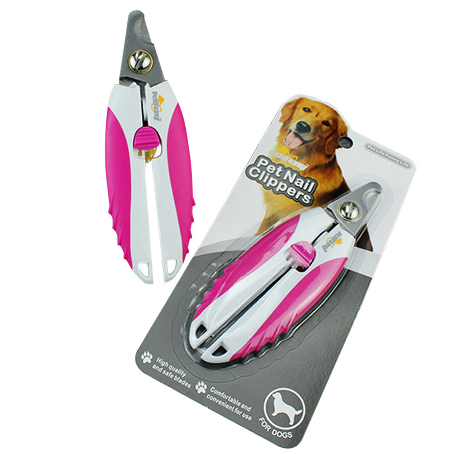 Pet Dog Nail Clippers,Puppy Safe Claw Trimmer For Cat Grooming