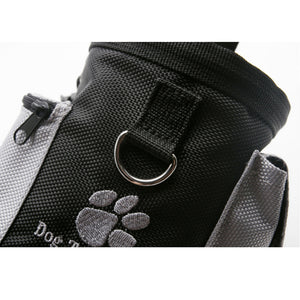 Pet Dog Training Pouch Waist  Puppy Snack Bag For Outgoing