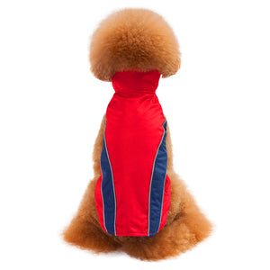Pet Dog Jacket Vest  Pet Sports Clothing Windproof Rain Dog Clothes