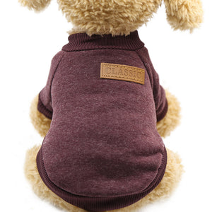 Pet Dog Fashion Woolen Sweater Lovely Puppy Clothing For Pet In Winter