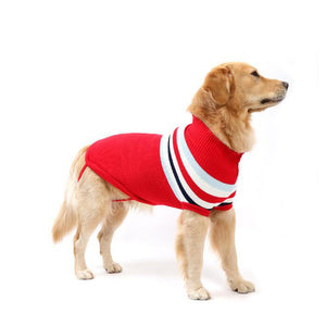 Pet Dog Clothes Autumn Winter Dog Sweater