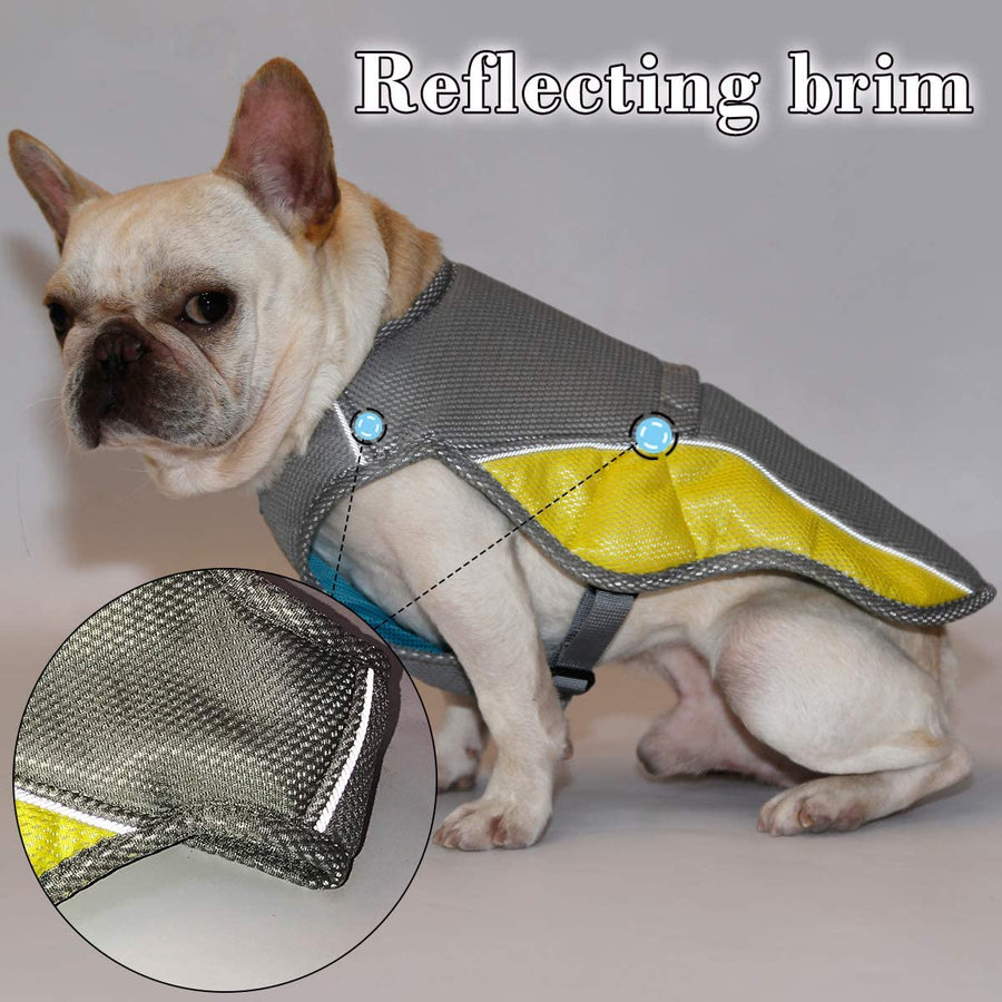 Reflective Adjustable Dog Cooling Vest