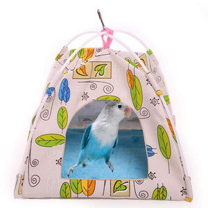 QBLEEV Bird Nest, Parrot Tent House