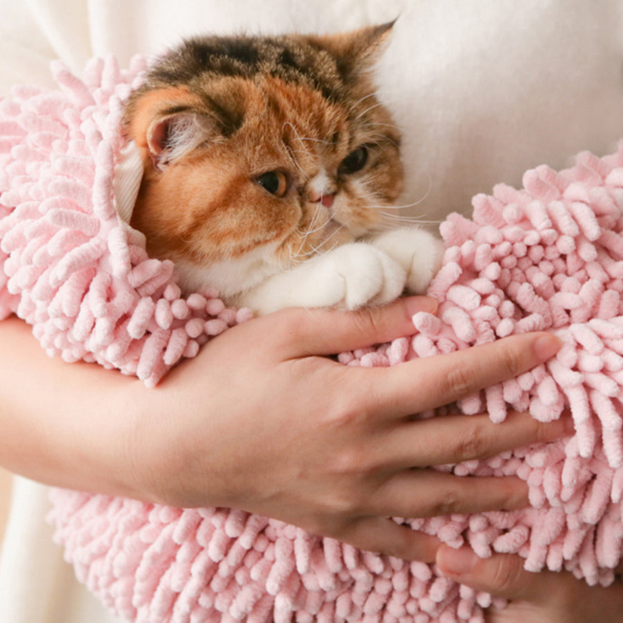 Pet Bath Towel