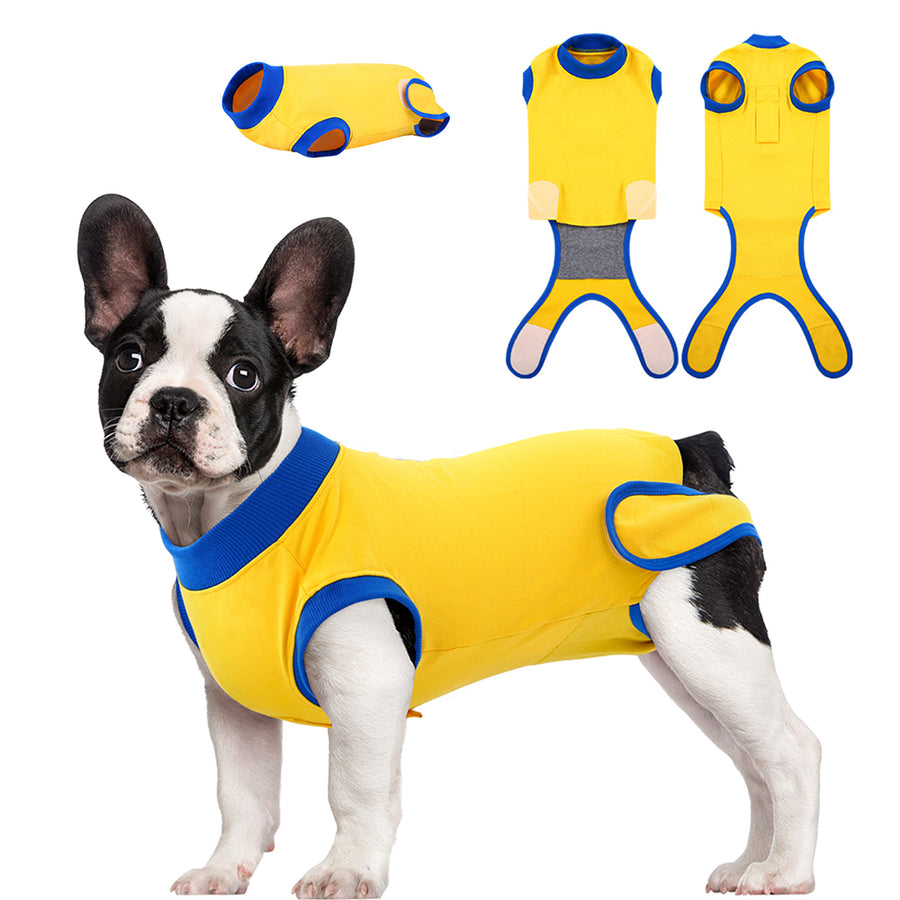 Recovery Suit for Dogs Cats After Surgery