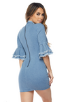 Denim Light Dress