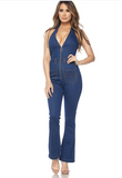 JUMP SUIT DENIM