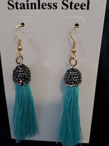 Earing Aquablue