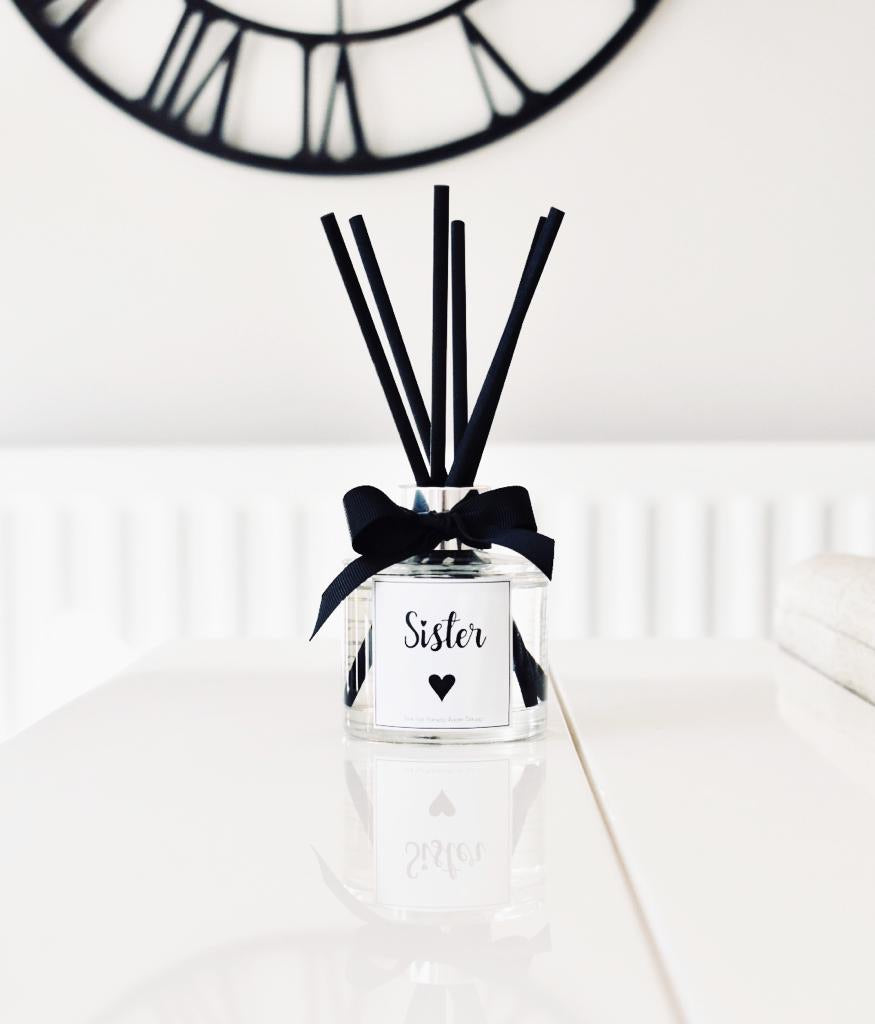 Personalised scented room diffuser