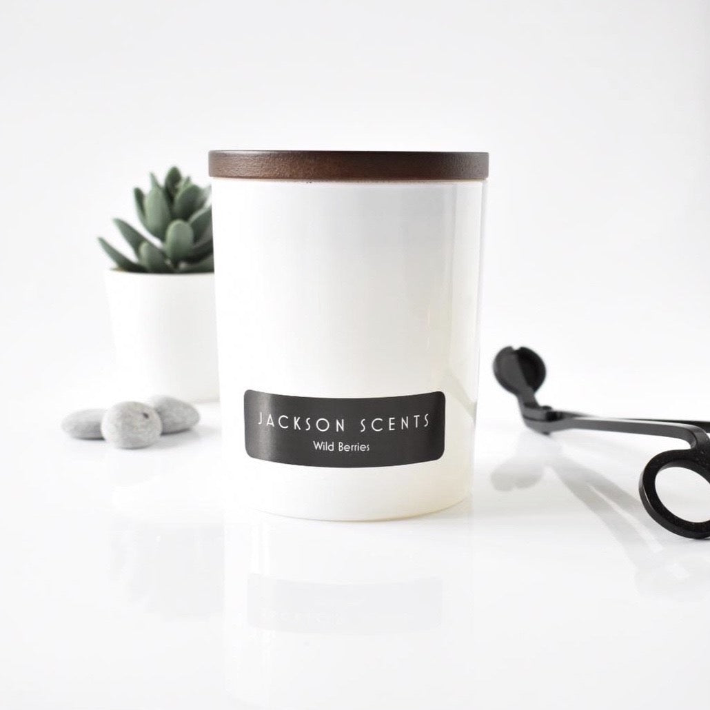 Large 2 Wick Candle