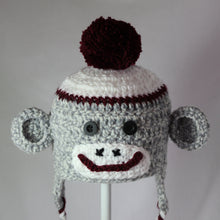 "Load image into Gallery viewer, ""Toby"" the Sock Monkey"