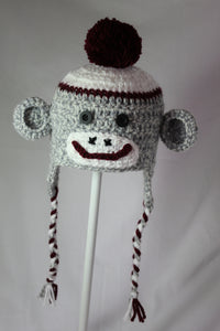 """Toby"" the Sock Monkey"