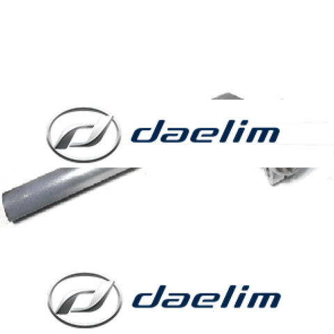 22Mm 7/8 Genuine Clip On Left Handle Bar Daelim Vj125 Vjf125
