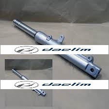Genuine Front Fork Suspension Left Silver Daelim S1 125 Otello 125 FI