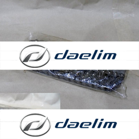 Aftermarket 428X146 O-Ring Drive Chain Daelim Vl125 Daystar 125