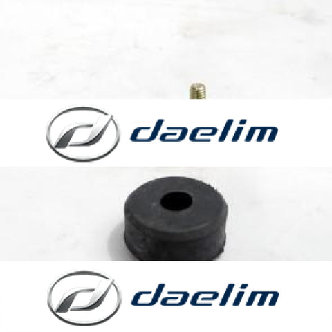 Aftermarket Center Main Stand Rubber Stopper Kit Daelim Sj50R