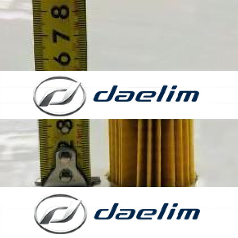 Aftermarket Engine Oil Filter Daelim S1 125 Sg125 Sl125 Sn125 Sq125 Vjf125 Ns125