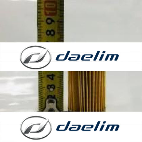 Aftermarket Engine Oil Filter Daelim Vl125 Vj125 Vjf125