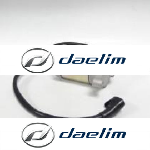Aftermarket Engine Starter Motor With Cable Daelim Sg125 Sl125 Sq125 S1 125 Ns125 Sn125