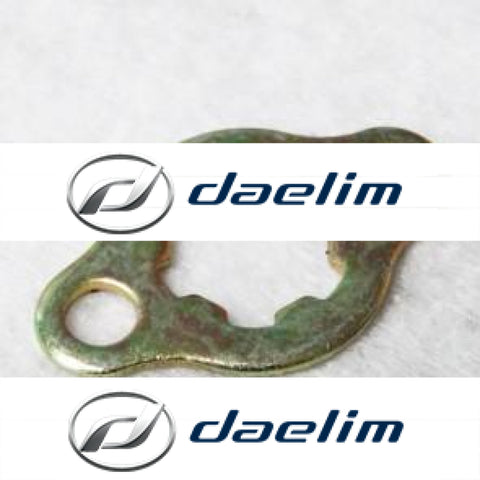 Aftermarket Fixing Plate Daelim Citi Ace 110