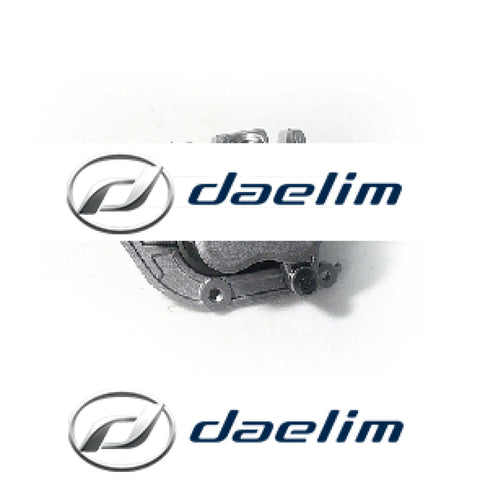 Aftermarket Front Left Brake Caliper Daelim Vl125 Vt125 Sq 125 250 Vj Vjf