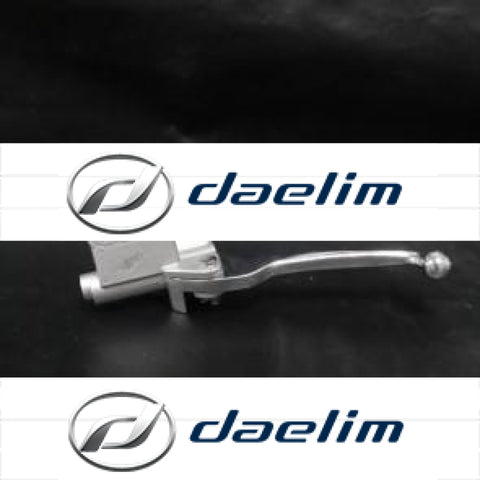 Aftermarket Left Side Rear Brake Master Cylinder Lever Daelim Sl125 Sh100