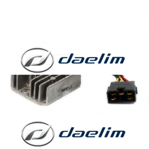 Aftermarket Regulator Rectifier Daelim Vl125 Vc125 Vs125