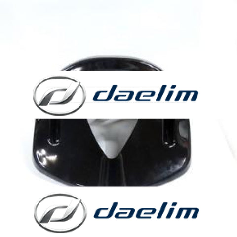 Genuine Belly Pan Spoiler Black Daelim Sn125 B-Bone
