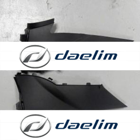 Genuine Body Cover Left & Right Side Set Daelim S2 125 250