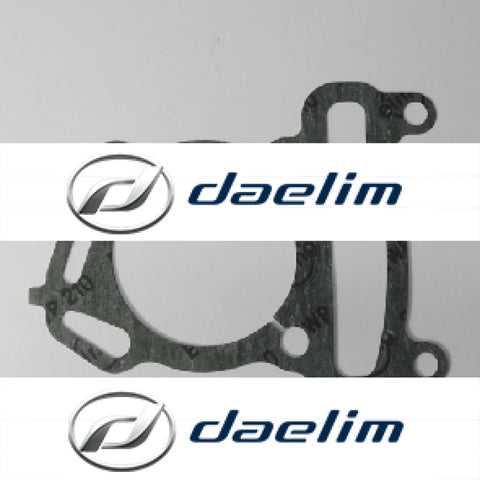 Genuine Engine Cylinder Gasket Daelim Sl125 Sg125 Sn125 S2 125 Sq125 Ns125