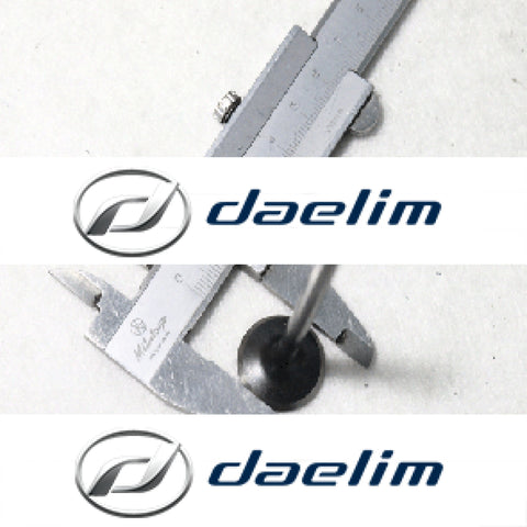 Genuine Engine Intake Valve Daelim Vt125 Vs125 Vc125