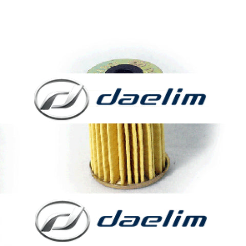Genuine Engine Oil Filter Daelim Vl250 Vjf250