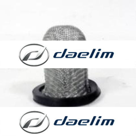 Genuine Engine Oil Filter Screen Daelim Various Models