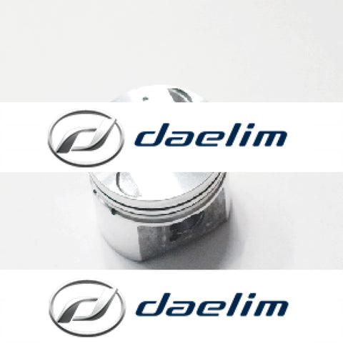 Genuine Engine Piston Daelim Sl125 Sn125 Sg125 Sq125 S1 125 S2 Ns125