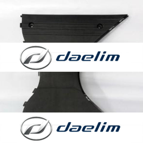 Genuine Floor Board Plastics Panel Daelim Sc125 Sc125C Sc125N