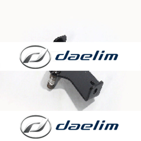 Genuine Footpeg Step Hinge Left Side Daelim Vl125