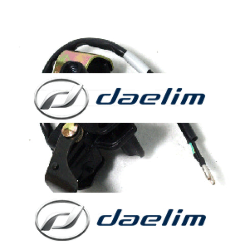 Genuine Handle Bracket Daelim Sj50 Se50