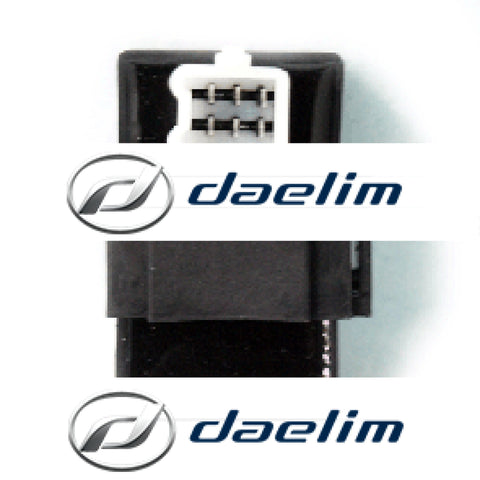 Genuine Ignition Cdi Unit Daelim Sh100 (Delfino / B Type)