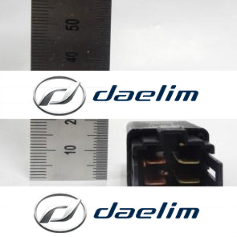 Genuine New Relay Daelim Various Models (P/n: 38500-Cb4-4000)