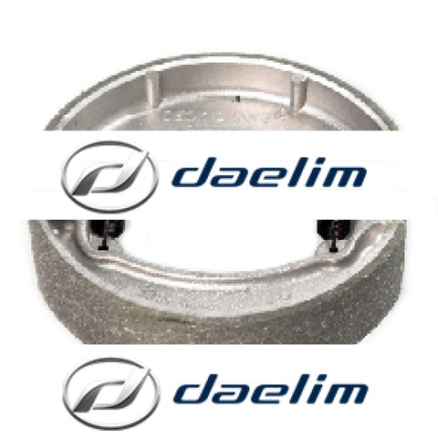 Genuine Rear Brake Drum Shoes Daelim Vl125 Vt125 Vs125