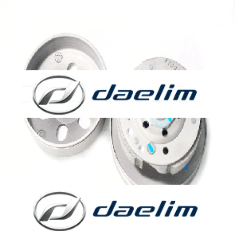 Genuine Rear Clutch Driven Pulley Assembly Daelim Sh100