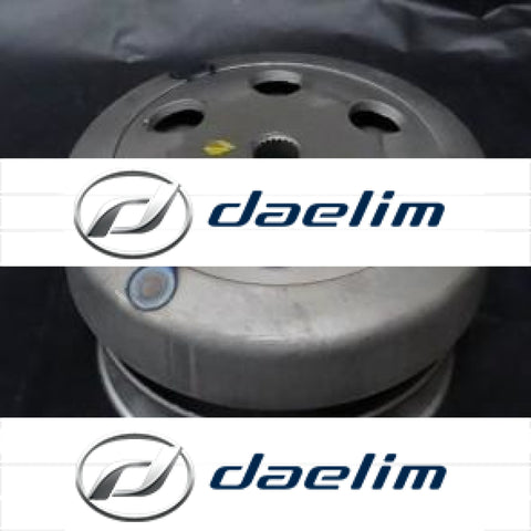 Genuine Rear Clutch Driven Pulley Assembly Daelim Sj50 E-Five S-Five