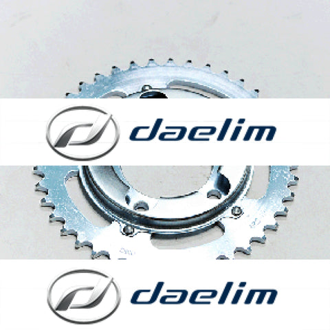 Genuine Rear Sprocket 41T Daelim Vjf250 Roadsport