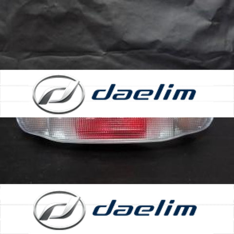 Genuine Rear Tail Brake Stop Light Daelim Sh100