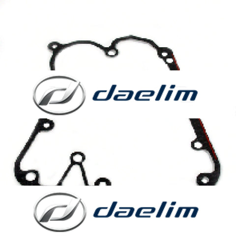 Genuine Right Engine Crank Case Cover Gasket Daelim S2 250