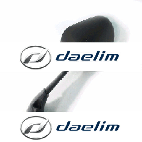 Genuine Side Rearview Left Mirror Daelim Vjf125 Vjf250