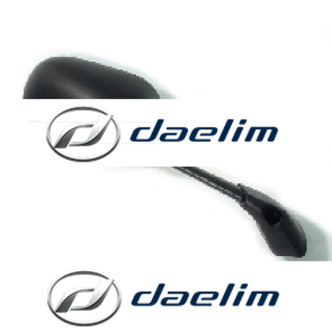Genuine Side Rearview Right Mirror Daelim Vjf125 Vjf250