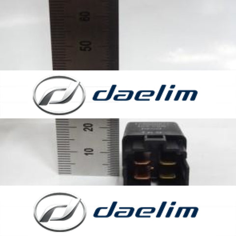 Genuine Starter Relay Daelim Various Models (P/n:38501-Se6-9810)