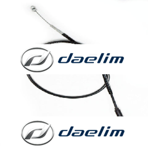 Genuine Throttle Cable Daelim Vjf125 Vjf250
